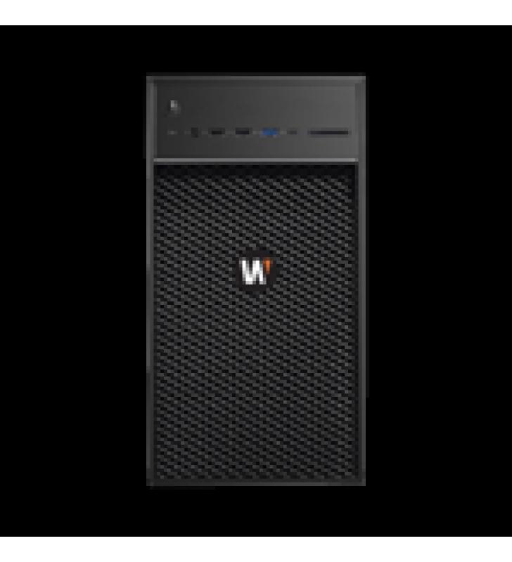 NVR WISENET WAVE BASADA EN WINDOWS / INCLUYE LICENCIA WAVE-PRO-04 / 170 MBPS THROUGHPUT / INCLUYE 4TB PARA ALMACENAMIENTO