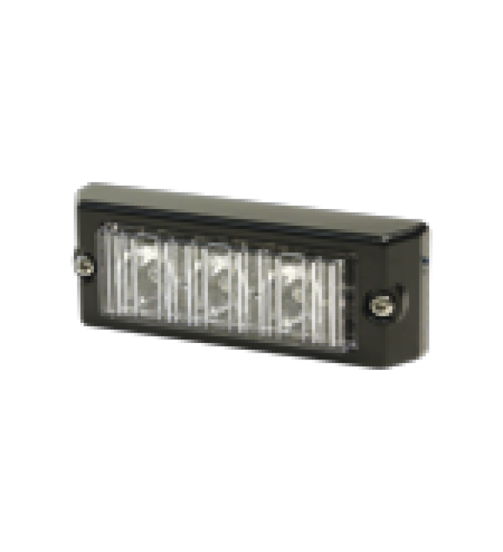 LUZ AUXILIAR SERIE X3703, 3 LEDS, COLOR AZUL