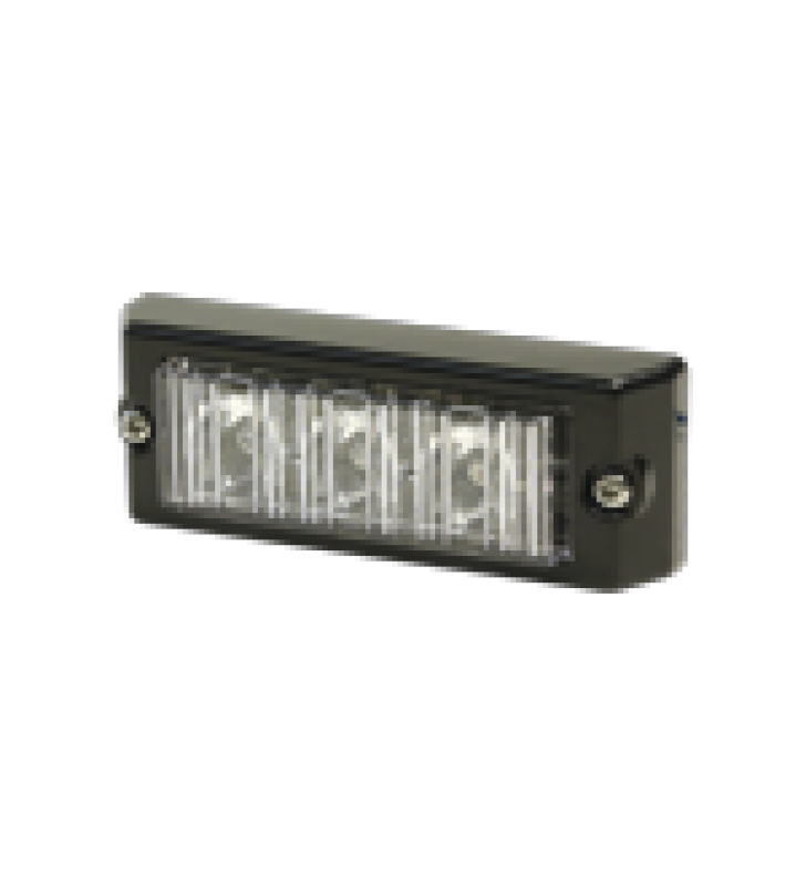 DIRECTIONAL LEDS SERIE X3703, 3 LEDS, COLOR ROJO