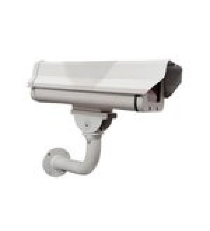 GABINETE ANTIVANDALICO IP66 INCLUYE CALEFACTOR/VENTILADOR CON BRAZO DE ACERO
