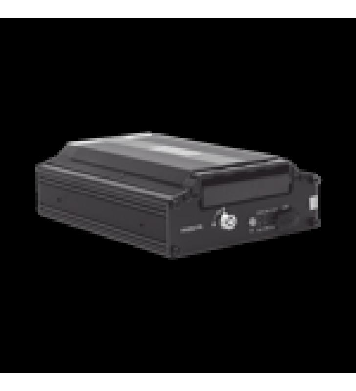 (NUBE EPCOMGPS) DVR MOVIL TRIBRIDO / ALMACENAMIENTO EN HDD / 4 CANALES AHD HASTA 2MP + 1 CANAL IP HASTA 2MP / COMPRESION DE VIDEO H.265