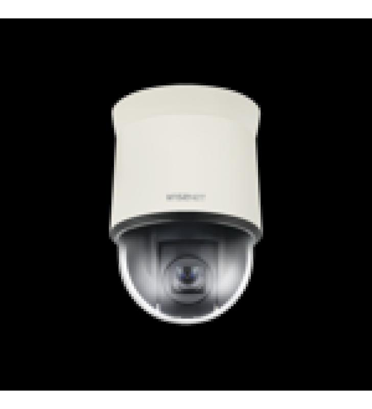 DOMO IP PTZ 2MP INTERIOR / 32X ZOOM OPTICO / AUTO SEGUIMIENTO / WDR 150DB / VIDEO ANALITICOS / H.265 & WISESTREAM