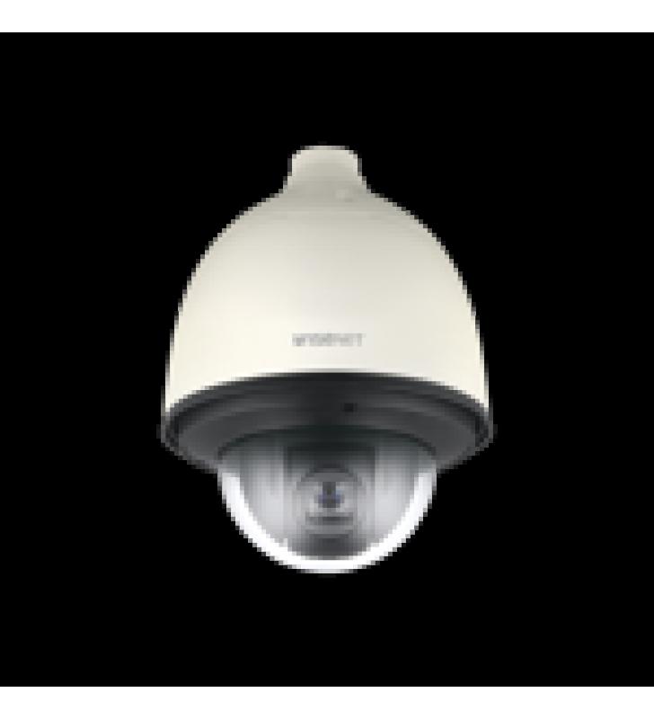 DOMO IP PTZ 2MP ANTIVANDALICA / 32X ZOOM OPTICO / AUTO SEGUIMIENTO / WDR 150DB / VIDEO ANALITICOS / H.265 & WISESTREAM
