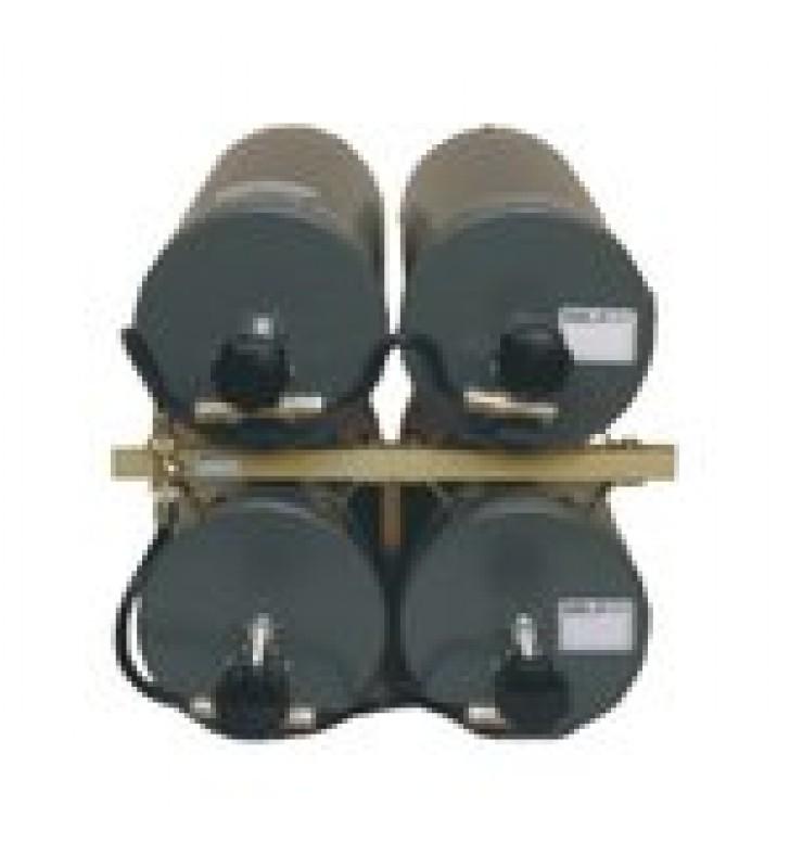 DUPLEXER VHF, PARA 143-156 MHZ, PARA POTENCIA MAXIMA DE ENTRADA DE 250 W (CICLO CONTINUO).
