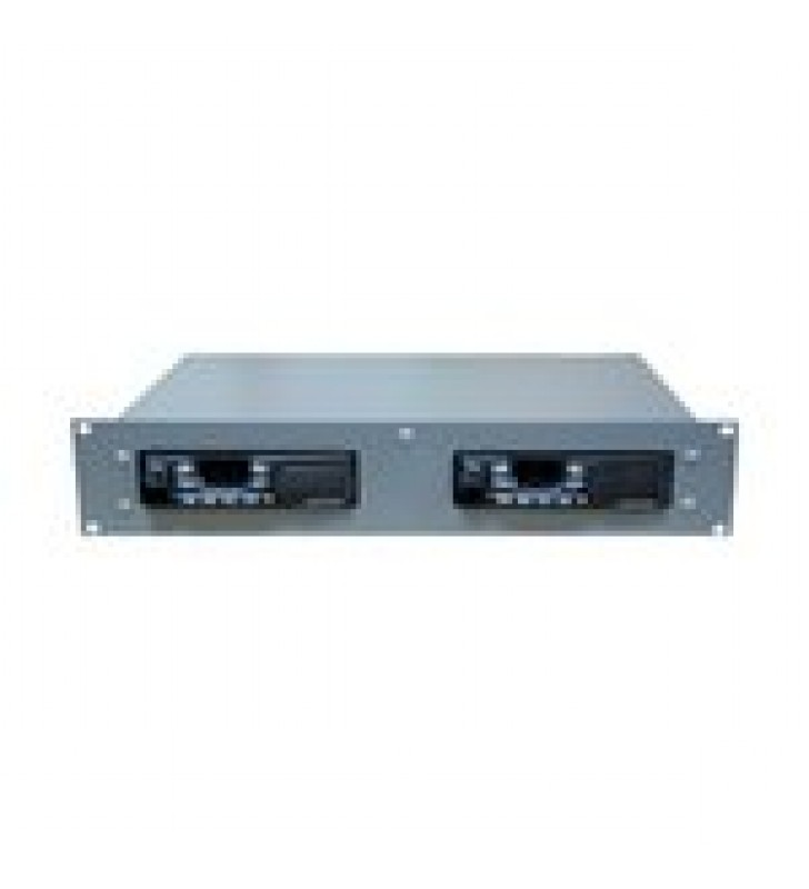 REPETIDOR UHF, 450 - 490 MHZ, 45 WATTS, 16 CANALES, DOBLE. (45 W MAX - 25 W CONTINUOS).