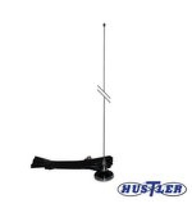 ANTENA MOVIL VHF/UHF 140-500 MHZ, AJUSTABLE EN CAMPO, GANANCIA UNITARIA